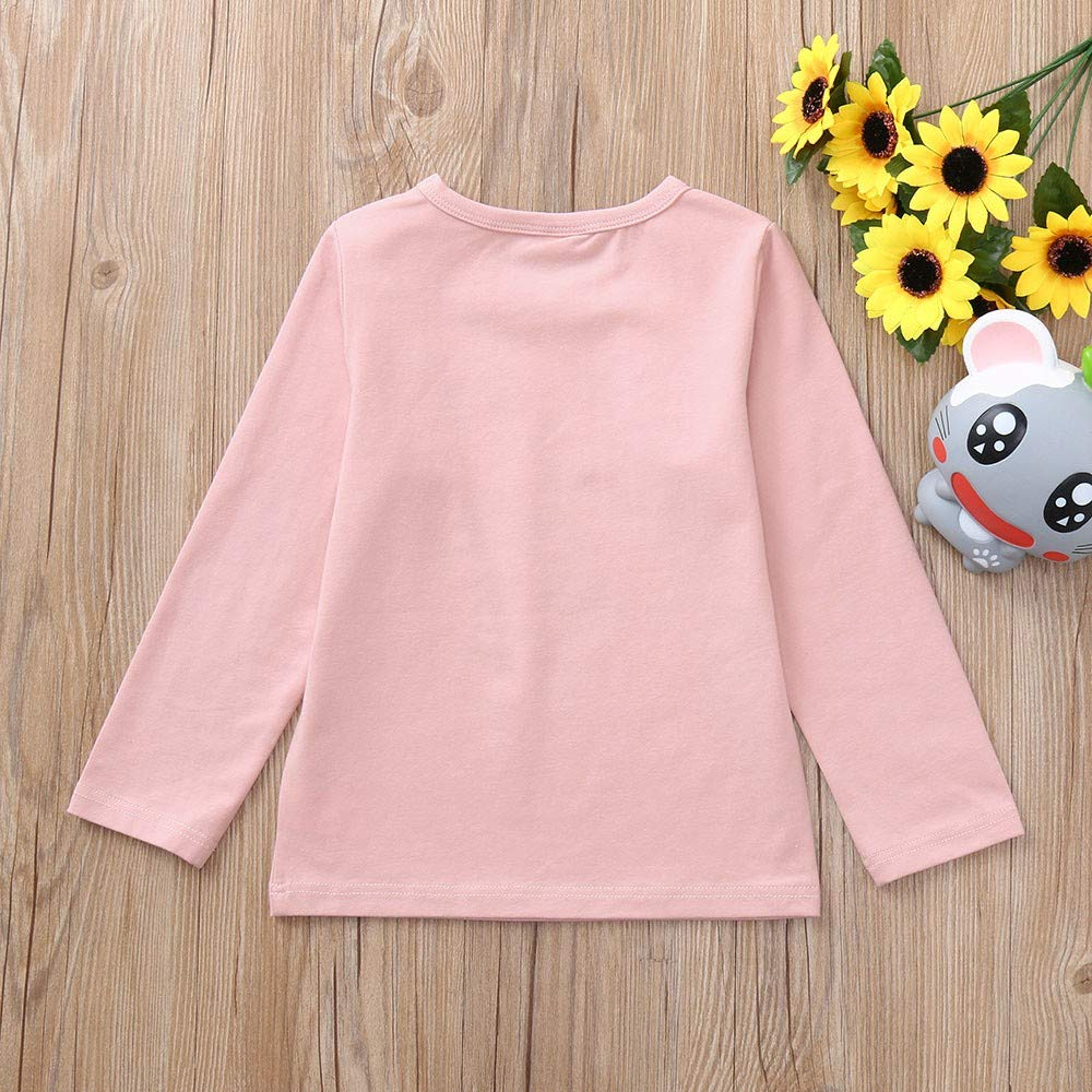 Toddler Winter Warm Baby Boys Cotton T-Shirt Letter Boss Mode Top Long Sleeves Casual Pullover Clothes
