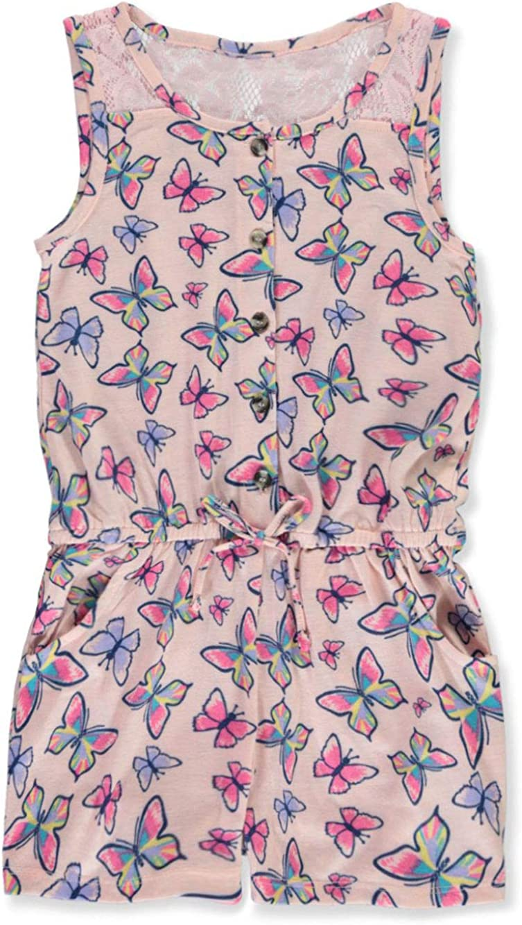 Star Ride Girls Butterfly Romper