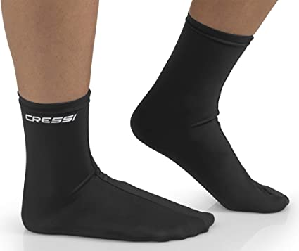 Tilos 3mm Neoprene Fin Socks for Scuba Diving Wading /& Many More Snorkeling Swimming Watersports