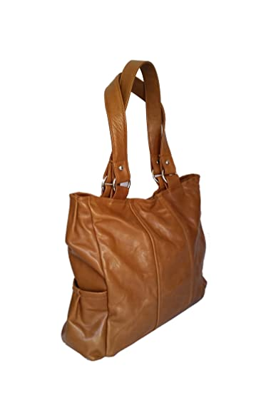 Amazon.com: fgalaze Brown Leather bolsa Bolso Bandolera ...