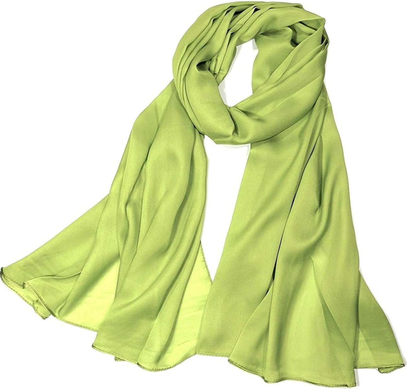 Top 10 Apple Green Womans Scarf