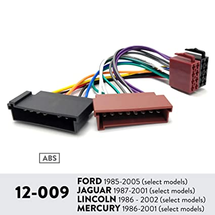 UGAR 12-009 Arnés para Ford 1985-2005 (Seleccionar modelos ...