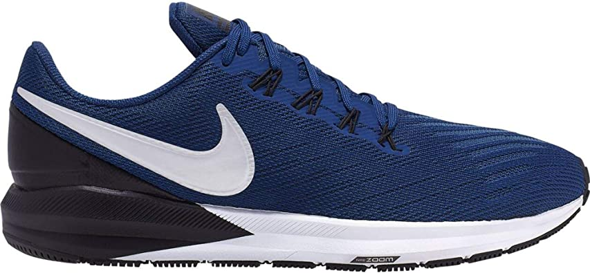 NIKE Air Zoom Structure 22, Zapatillas de Running para Asfalto ...