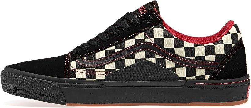 Vans Old Skool Pro Shoes 43 EU Kevin Peraza Black Checkerboard