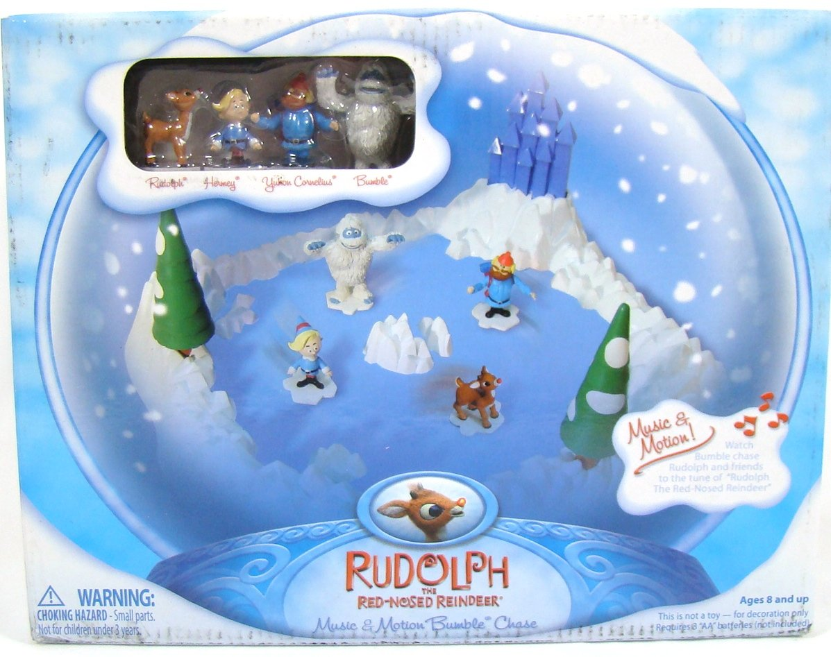 Rudolph the Red-Nosed Reindeer Music & Motion Bumble Chase