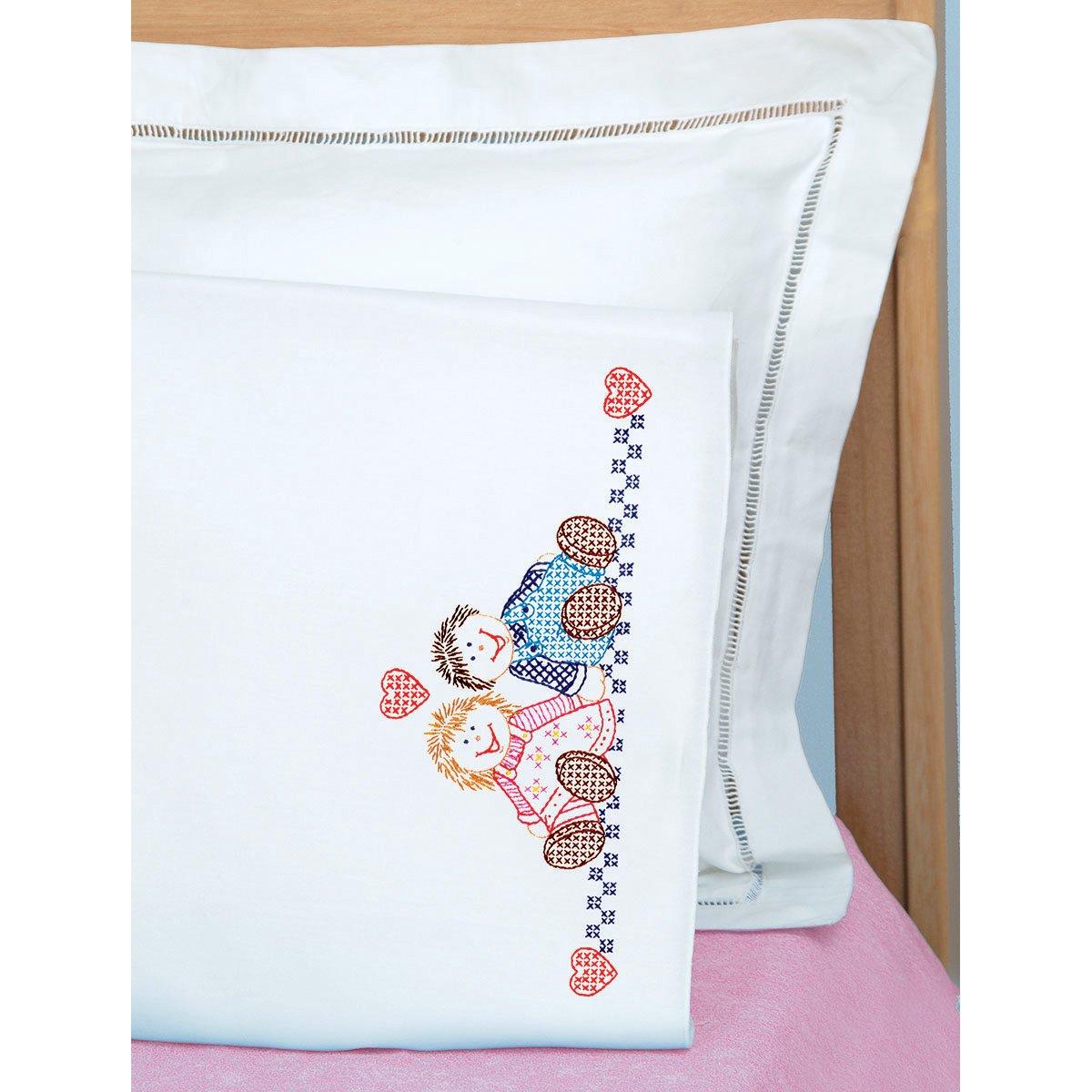 Ann & Andy Children's Pillowcase Jack Dempsey 1605 117