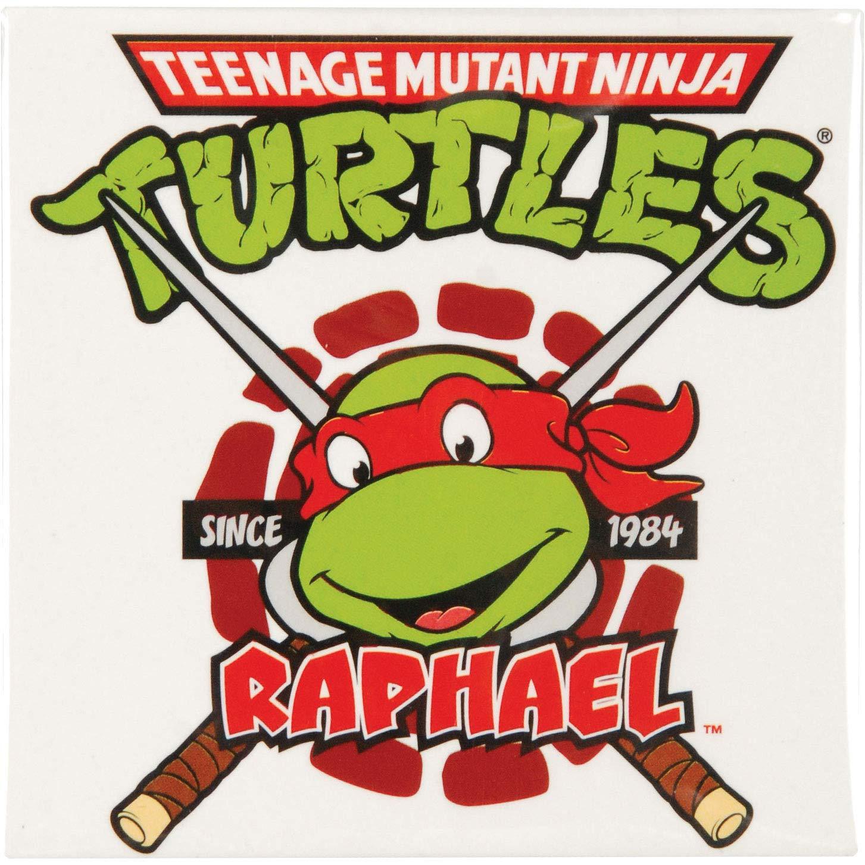 Teenage Mutant Ninja Turtles Rafael Metal Fridge Magnet TV ...