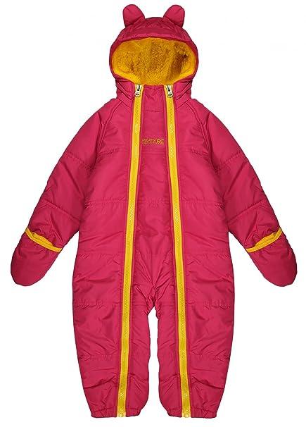 7177470c1 Regatta Pudgie All-in-One Fleece Lined Babies suit  Regatta  Amazon ...