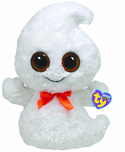 5515dd65fb1 Amazon.com  Ty Beanie Boo Buddy Ghosty Ghost  Toys   Games