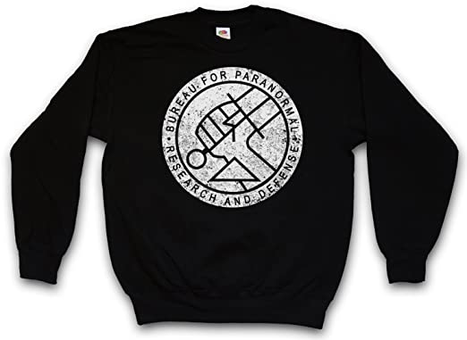 Bureau for paranormal research and defense bprd sweatshirt