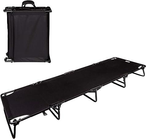 Aktive 52844 - Cama plegable para camping 194 x 63 x 21 cm Camping