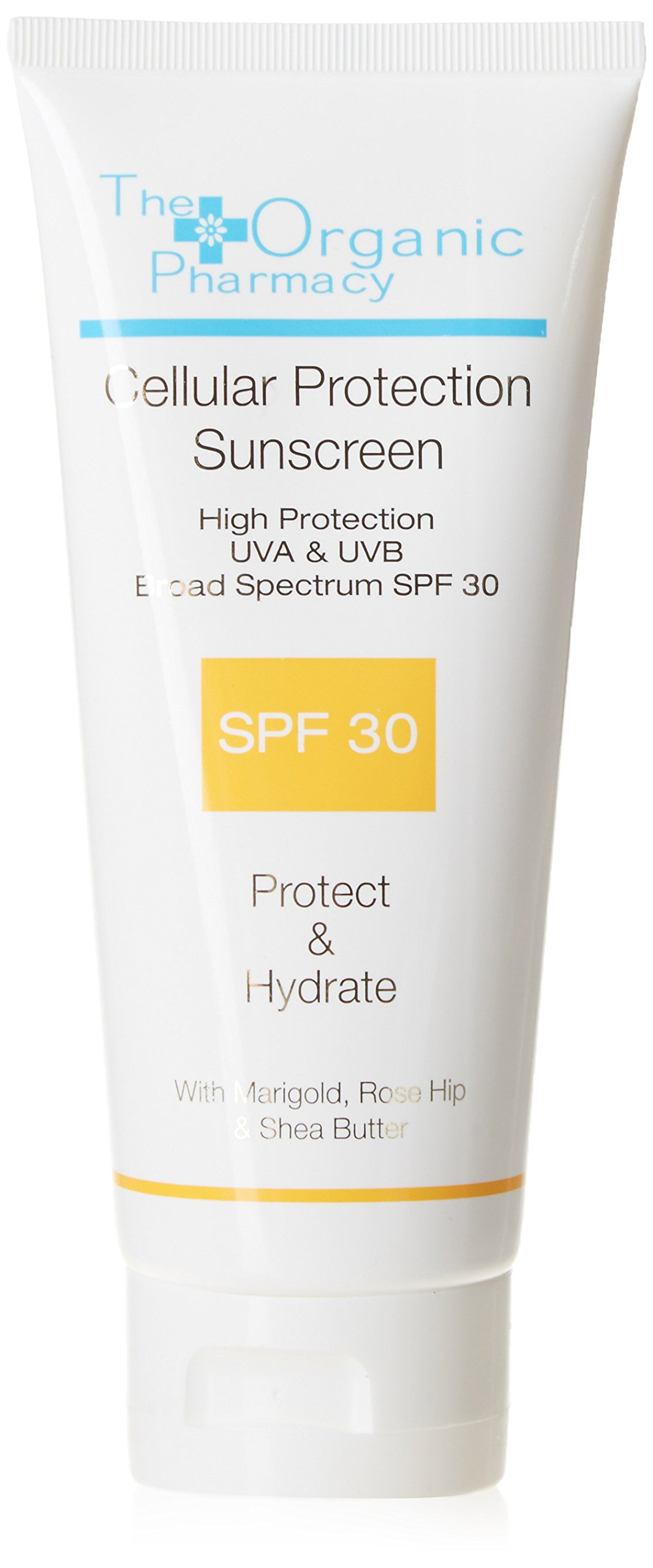 The Organic Pharmacy Cellular Protection Sunscreen, Spf 30, 3.4 Ounce