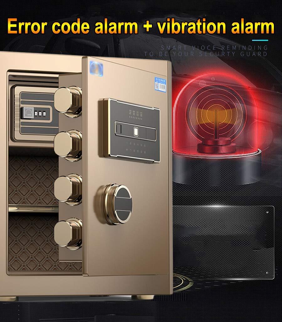 Amazon.com: Caja de seguridad digital electrónica, con ...