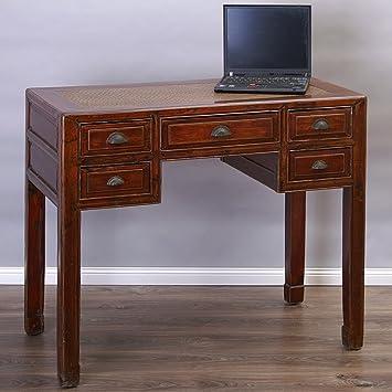 Antiker Chinesischer Schreibtisch Sekretär Laptoptisch Notebooktisch