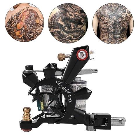 Coloriage Flash Macuine Gratuit.Tatouage Liner Shader Fer Machine Gun 10 Wrap Copper Bobines