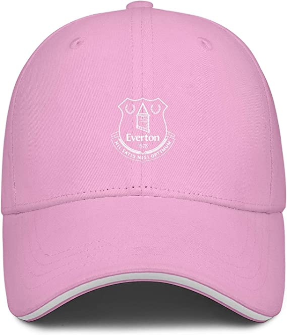 Uefa Champions League Everton F C The Blues The Toffees White Baseball Hat Trucker Classic Mountaineering Hats For Men Women At Amazon Men S Clothing Store