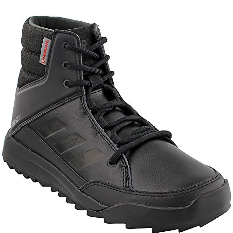 Adidas Women's Terrex Choleah Sneaker ClimaWarm Shoes Black/Black/Chalk White 7