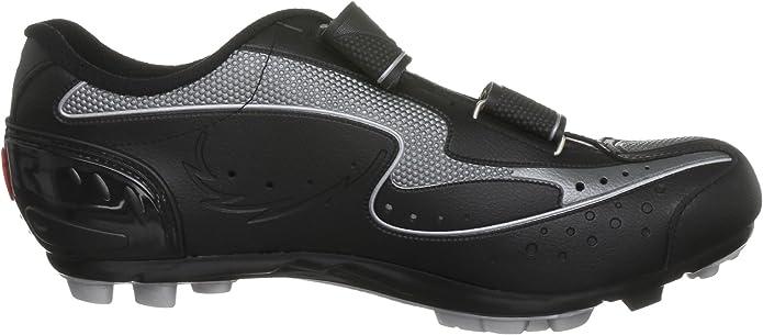 Sidi Tork - Zapatillas de Ciclismo Unisex, Color Negro, Talla 45 ...