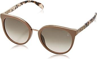 TOUS STO997-5309LH Gafas, Beige, 53/20/140 para Mujer