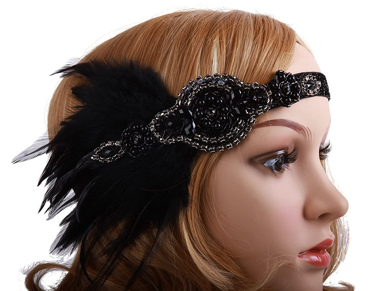 Great gatsby headpiece diy sweepstakes