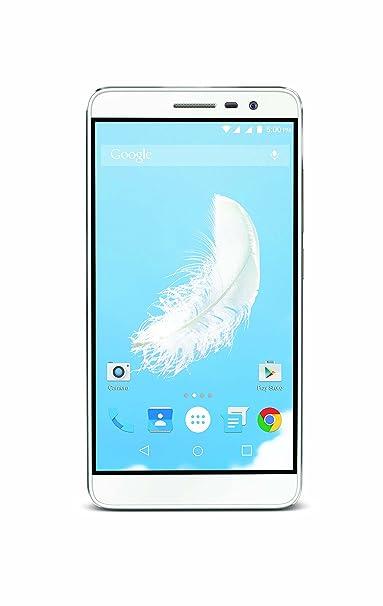 Lava Iris Fuel F1 White Smartphones