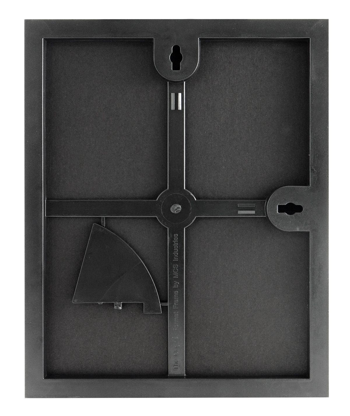 MCS 8.5x11 Inch Format Frame 6-Pack, Black (65609) by MCS (Image #4)
