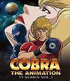 コブラ・ジ・アニメーション TVシリーズ 2010(新シリーズ) VOL.1(Blu-ray Disc)