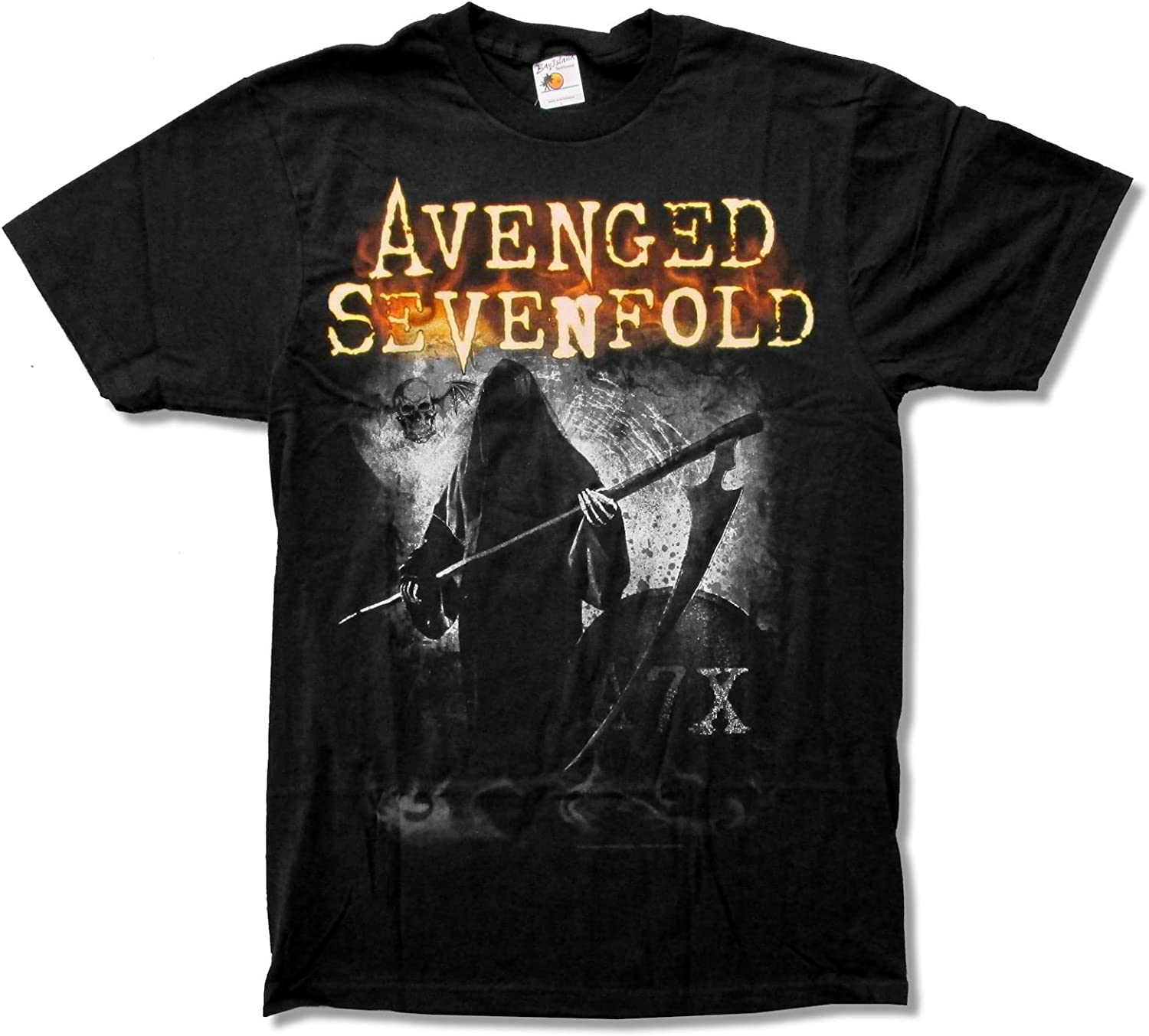 Youth T Shirt New Official Avenged Sevenfold Reaper Kids