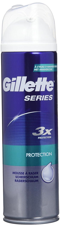 Gillette Series Espuma de afeitar Protector - 3 Pack