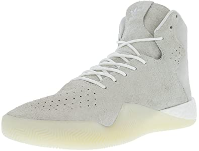adidas Mens Originals Tubular Instinct Boost Shoes Vintage White/Core  Black/Running White