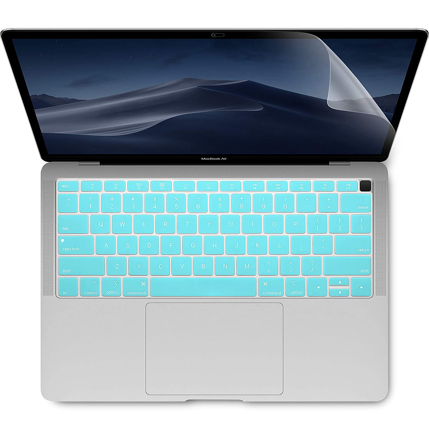 Pink Marble NPL550066 GMYLE MacBook Air 13 Inch Case 2018