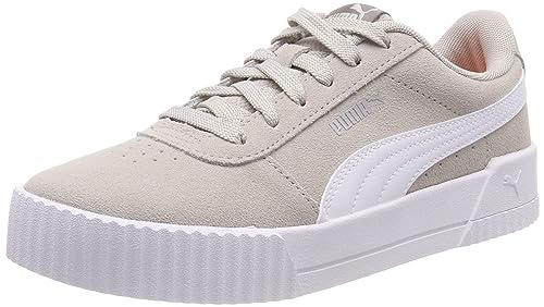 Puma white trainers | Schuhe in 2019 | Puma schuhe damen