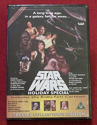 Amazon.com: The Star Wars Holiday Special: Mickey Morton, Patty ...