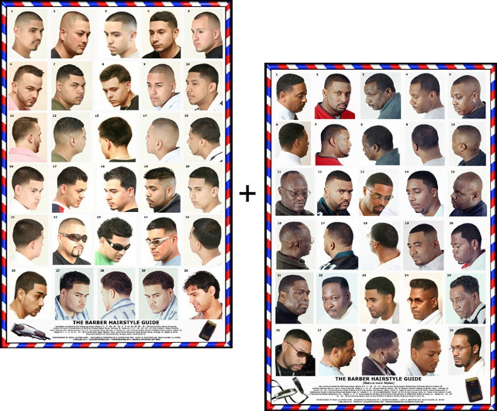 Why Is Everyone Talking About The Barber Hairstyle Guide The