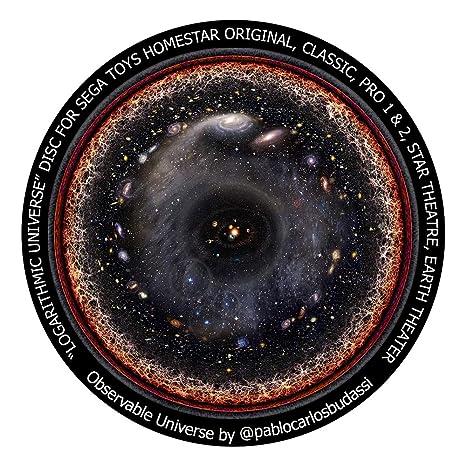 Disco Logarithmic Universe para Segatoys Homestar Pro 2, clásico ...