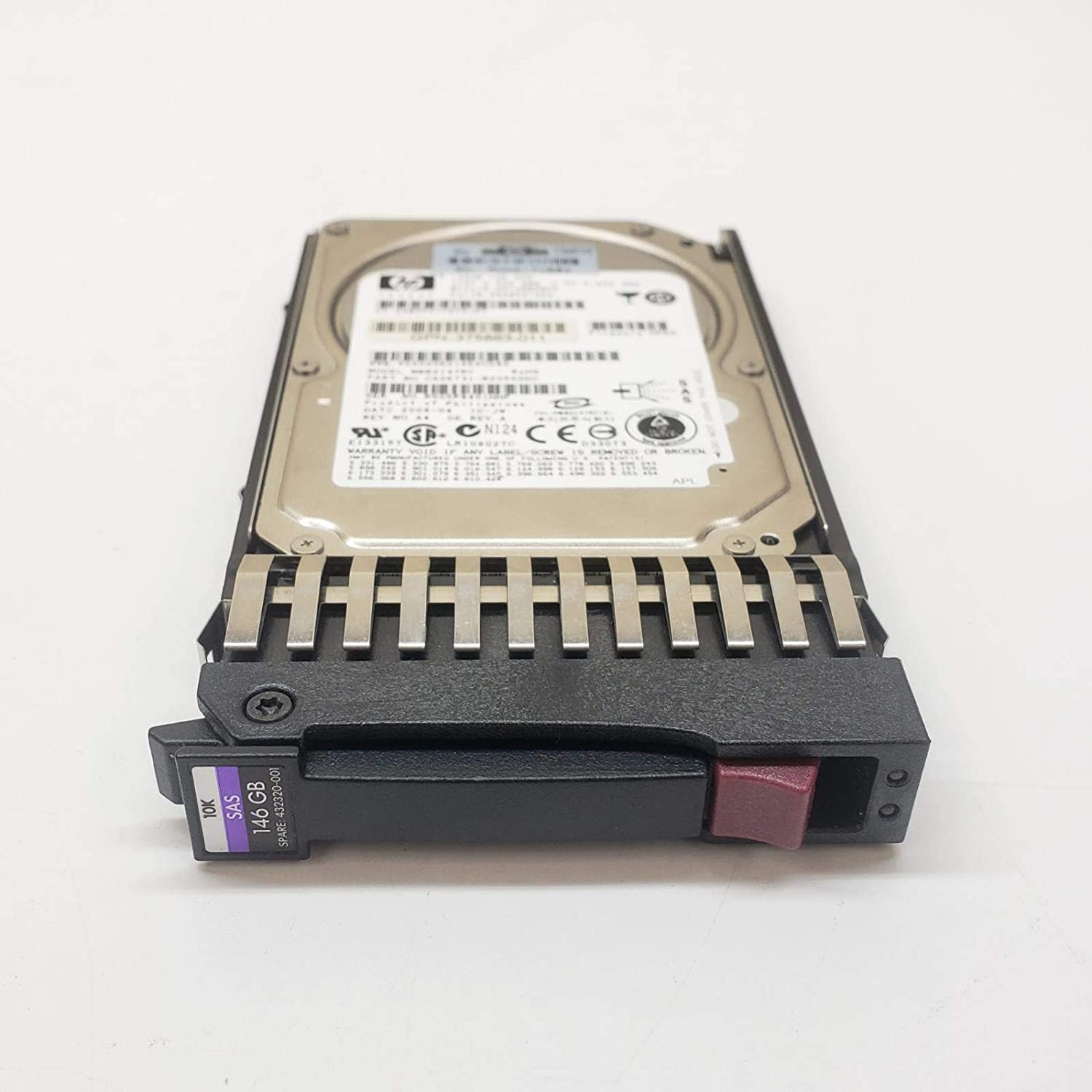 HP Proliant 432320-001 SAS Hard Drive 146GB 10K 2.5