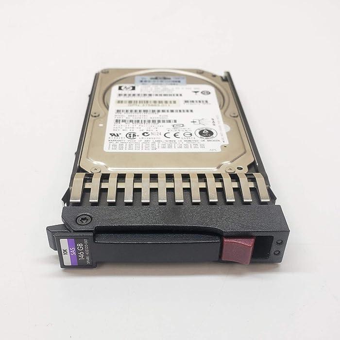 HP Proliant 432320-001 SAS Hard Drive 146GB 10K 2.5