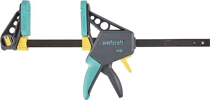 Wolfcraft 3031000-1 34EHZ Pro 100-30034 Sargento monomanual, 100 ...