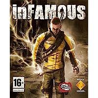 İnfamous Ps3 Oyun SIFIR GÜVENLİK ŞERİTLİ
