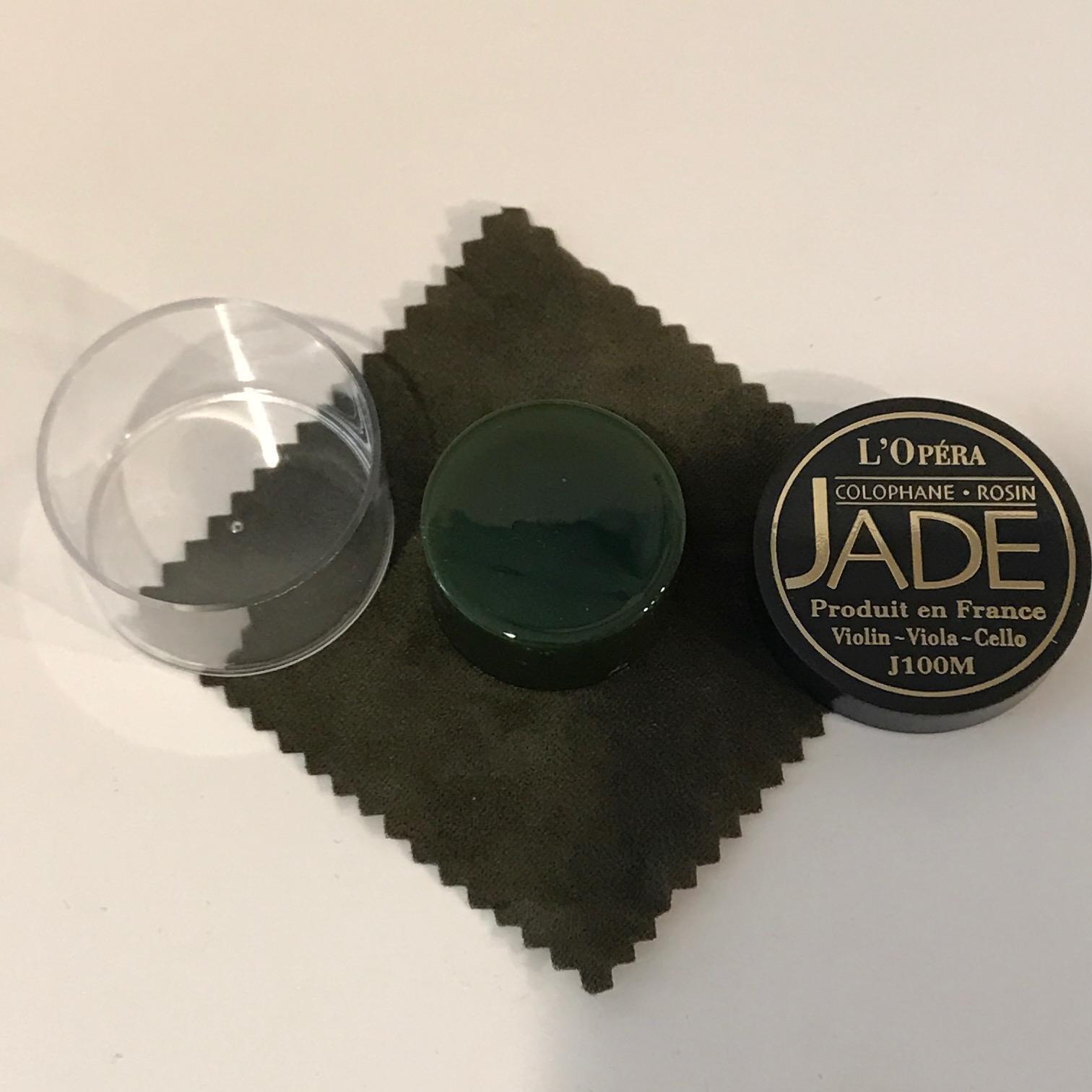 Jade L'Opera JADE Rosin for Violin, Viola, and Cello