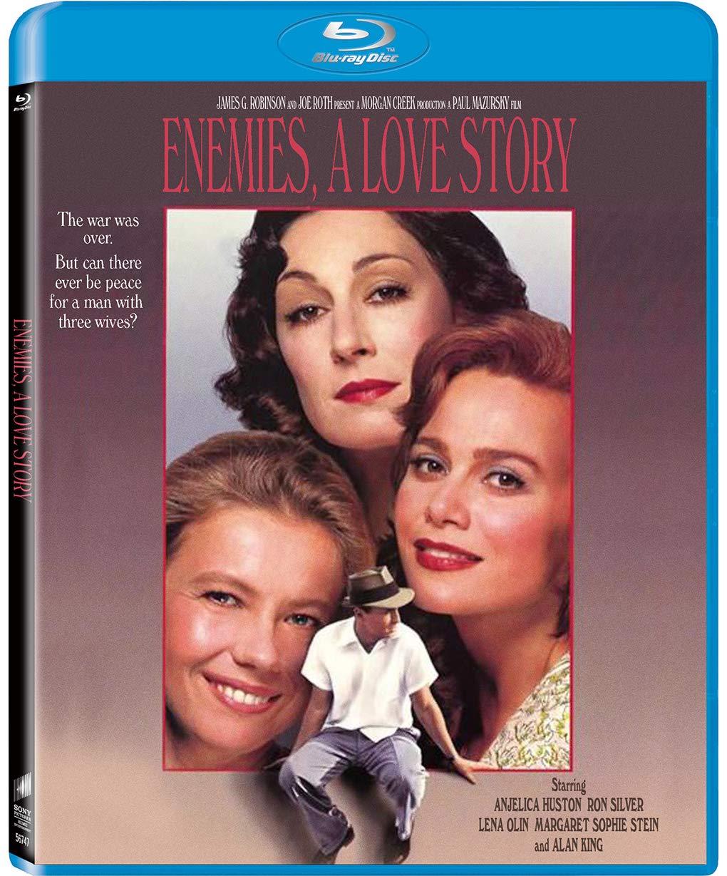 Enemies, A Love Story [USA] [Blu-ray]: Amazon.es: Silver, Ron ...
