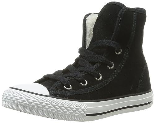 668a28f5b4 CONVERSE Chuck Taylor Super Winter 310370-31-8, Unisex - Kinder Sneaker,
