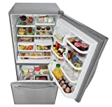 Kenmore 79343 22 cu. ft. Wide Bottom Freezer