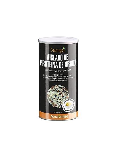 Proteína de Arroz - 500 gr (Active Foods)