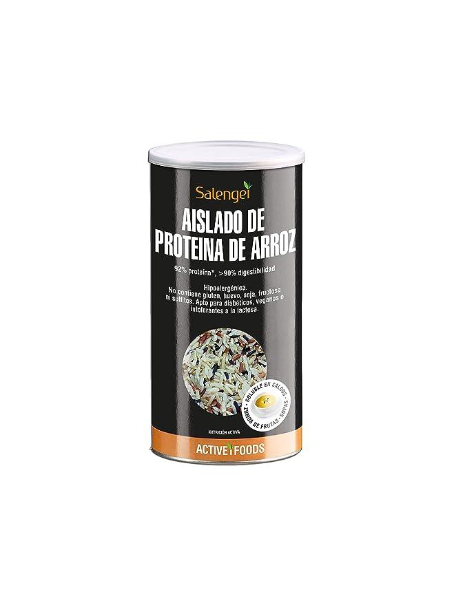 Proteína de Arroz - 500 gr (Active Foods): Amazon.es: Salud y cuidado personal