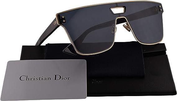 Dior Christian Diorizon1 gafas de sol w / 99mm Lente Espejo Oro degradado azul NOAA9 Diorizon1S Diorizon1 / S Diorizon 1S Diorizon 1 / S Diorizon 1 mujer oro Borgoña Grande: Amazon.es: Ropa y accesorios