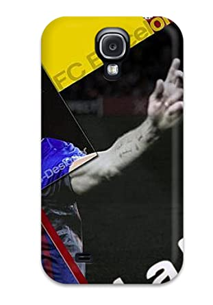 Amazon.com: Tpu Case For Galaxy S4 With Sergio Busquets ...