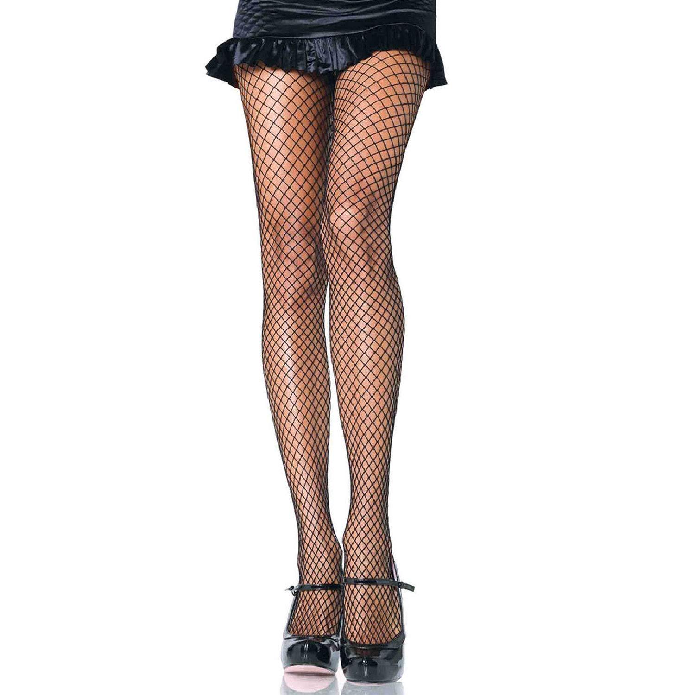 acf4bdc9f0f Leg Avenue Women s Industrial Net Pantyhose  Amazon.ca  Clothing    Accessories