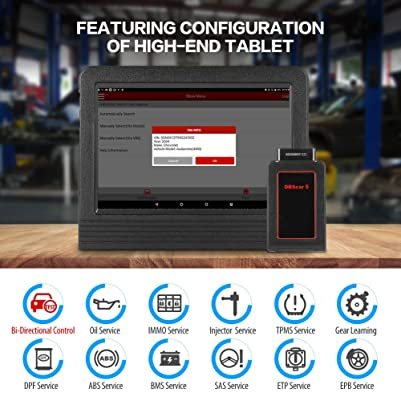 Launch X431 Powerful & Professional Diagnostic System