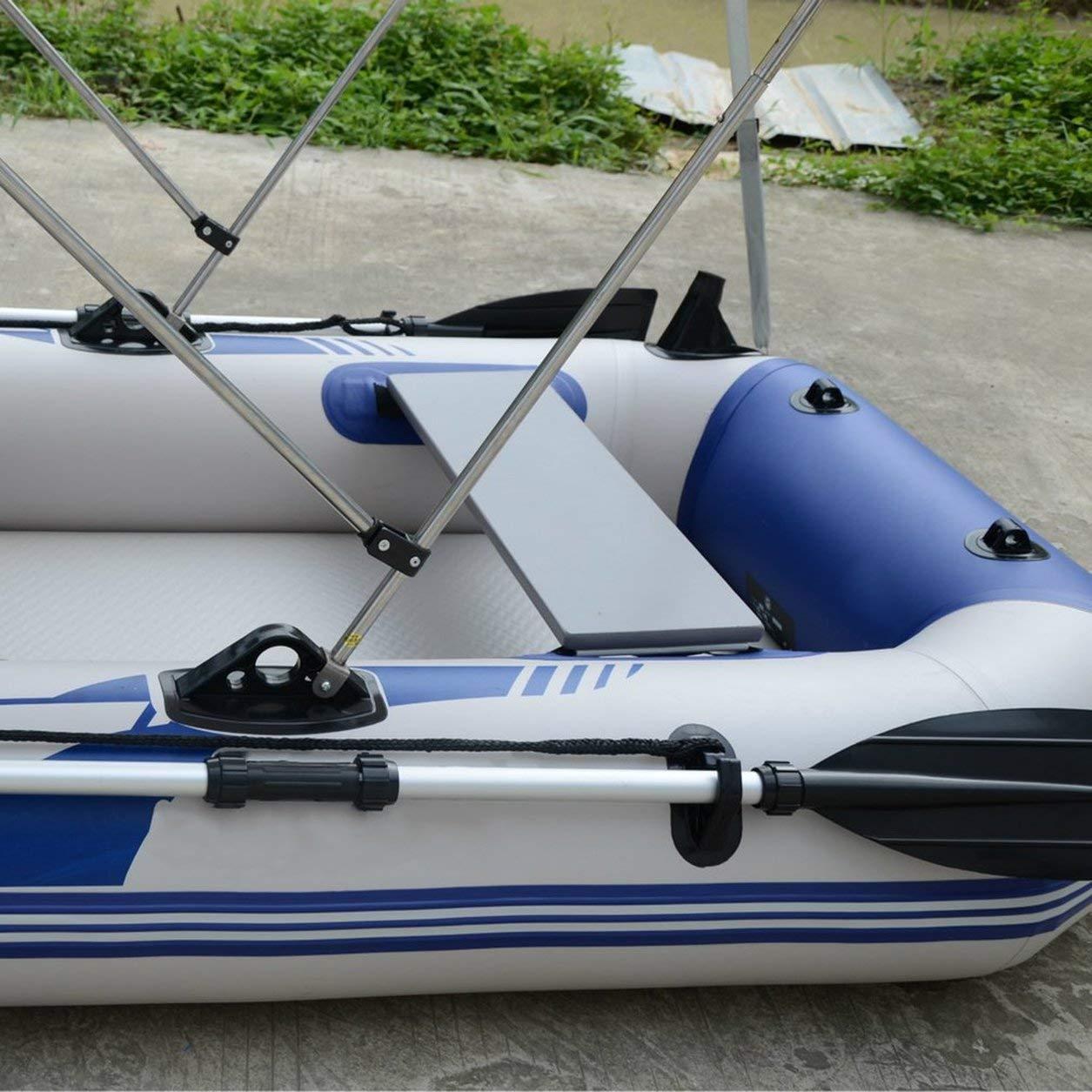 126cm aleaci/ón de Aluminio Desmontables Flotador Flote remos Montaje de Rafting Barco Paddle